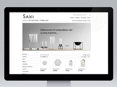 Saxi nettbutikk